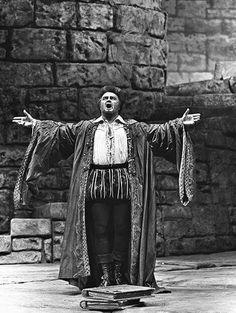 Jon Vickers as Otello,Met,1974
