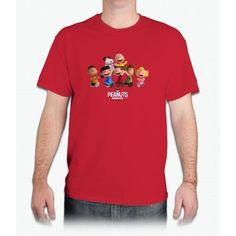 Peanuts Gang - Mens T-Shirt