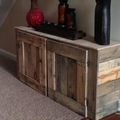 Pallet Kitchen Cabinets DIY   Pallets Furniture Designs