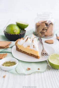 American classic: Key Lime Pie • from Maras Wunderland