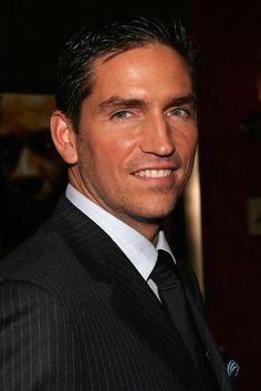 The one time I rode in an Ambulance, one of the EMT's looked like Jim Caviezel...  That was enough to wake me up a little!