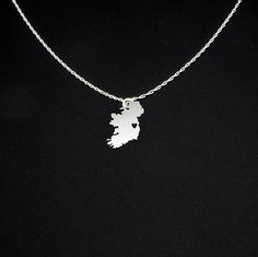 This listing is for a sterling silver pendant/necklace. Were not offering any personalization or customization at this time. The necklace will be as pictured.  Material: - .025 thick sterling silver (.64mm)  Pendant (approximate size): - .6 x .8
