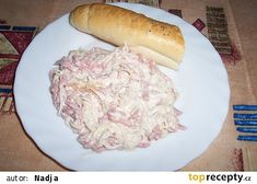 Czech Recipes, Cabbage, Salads, Pork, Food And Drink, Chicken, Meat, Vegetables, Czech Food