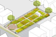 Open Space Typologies /Pocket Park Designs