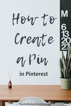 How to create a pin. Pinterest Diy, Pinterest Tutorial, Ipad Hacks, Blog Online, Pinterest For Business, Promote Your Business, New Job, Pinterest Marketing, Getting Things Done