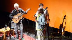 Kiko Veneno con Coque Malla y Santiago Segura