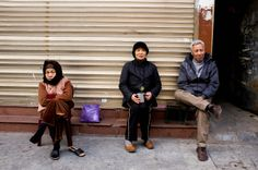 Street Photography Hanoi Photograph by Michael Bainbridge