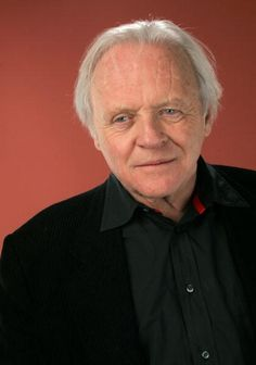 Sir Anthony Hopkins from the film 'Slipstream'.