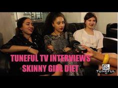 Tuneful TV Interviews Skinny Girl Diet