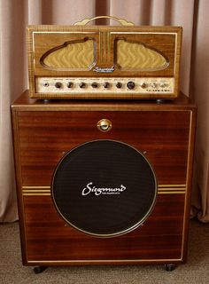 Siegmund Sound King...art deco bliss! | The Gear Page