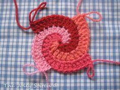 The Spiral Stitch