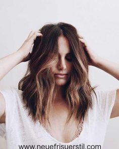12.Lange Haare Farben