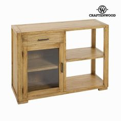 Console with drawer and door ios - Village Collection by Craftenwood
