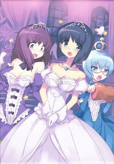 Zero no Tsukaima: Party Girls 2