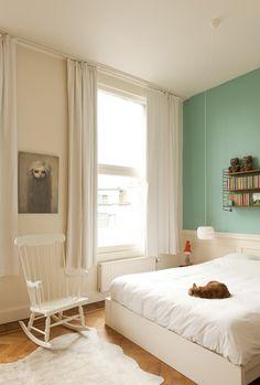 couleur LEVIS ambiance Pierre Turquoise