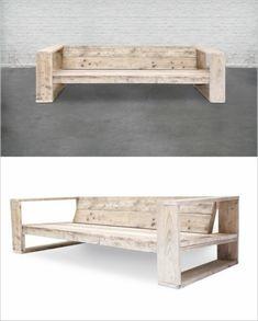 Awesome Urban Rustic Furniture Idea 6