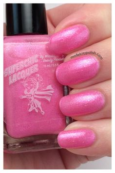 SuperChic Lacquer Pocket Full of Posies