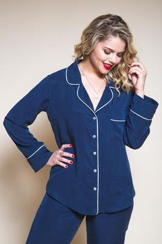 Carolyn Pajama pattern https://store.closetcasepatterns.com/products/carolyn-pajama-sewing-pattern?lshst=collection