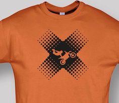 Motocross Tshirt Graphic husqvarna crf MX freestyle Dirt Motorrad Bike ktm NEW