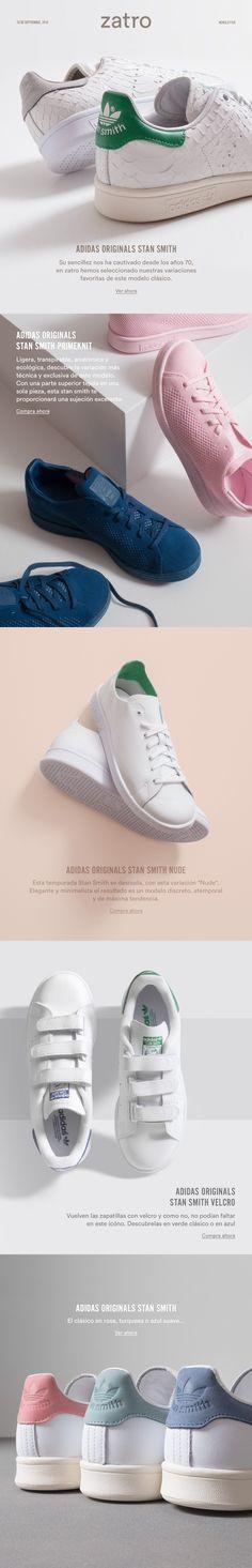 Newsletter September 2016 Adidas Originals Stan Smith