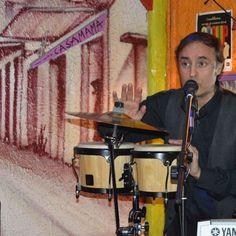 #Concert Latino à #Casamama en savoir +  http://www.sadko-martin.com
