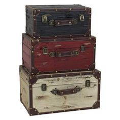 Storage Chests u0026 Trunks on Hayneedle - Shop Decorative Storage Trunks | Ste&unk Ottoman | Pinterest | Furniture storage  sc 1 st  Pinterest & Storage Chests u0026 Trunks on Hayneedle - Shop Decorative Storage ...