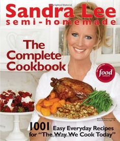 16 best easy meal ideas for quadriplegics images on pinterest easy semi homemade the complete cookbook sandra lee 9780470874059 amazon forumfinder Image collections