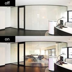 switchable glass fully made in australia frosted glass to clear glass