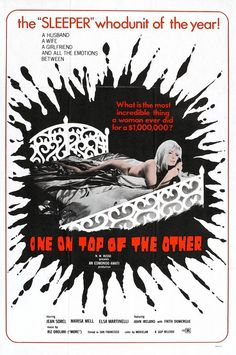 One on Top of the Other/Perversion Story (Una sull'altra) 1969 - Horror - Movie - Giallo - Gialli - flimmerstube.com - The number one source for german and english language horror movies !!! flimmerstube.com - die Horrorfilm-Seite im Netz!