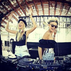 Nervo! Saw them when they opened for Britney, so good!