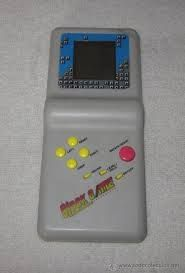 Tetris #retro qué genial!! te salvaba en un momento de aburrimiento!!
