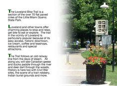 Loveland Ohio Bike Trail, Maps, Suggested rides, Events, Loveland Ohio, Bike Trails