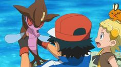 Pokemon The Series XY episode 24, An Undersea Place To Call Home