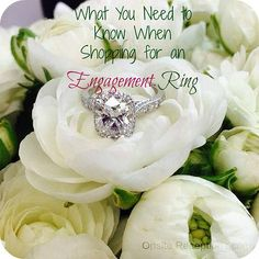 On-Site Wedding Receptions | Diamonds are a Girl's Best Friend: Everything You Need to Know About Engagement Rings #AlabamaWeddings #DiamondsDirect #Diamonds #Engaged #BirminghamWeddings