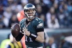 Carson Wentz, Eagles take control of NFC race