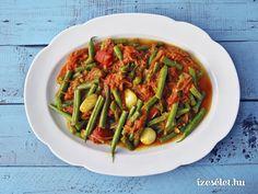 Fűszeres, paradicsomos zöldbab - Receptek   Ízes Élet - Gasztronómia a mindennapokra