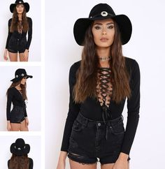 76ef95c36fe9 Aliexpress.com   Buy S XL Lace Up Jumpsuits Women 2016 Casual Black Long Romper  Sexy Short Tie Rompers Womens Jumpsuit Sexy Bodycon Playsuit Macacao from  ...