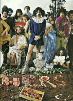 Frank Zappa, Jimmy Hendrix...and others