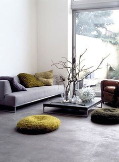 The Design Walker - thedesignwalker: abigail ahern's home by the style files, via Flickr