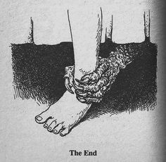The End. Monstruo bajo la cama