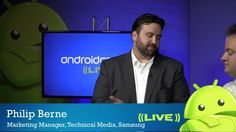 Android Central Live @ SDC13: Inside Samsung with Philip Berne - http://www.videorecensione.net/android-central-live-sdc13-inside-samsung-with-philip-berne/
