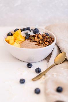 Recipes — The Natural Food Emporium Muesli, Granola, Smoothie Bowl, Smoothies, Gluten Free Cereal, Dairy Free Recipes, Nut Free, Recipe Using, Smoothie