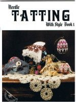 "Gallery.ru / mula - Альбом ""Needle_Tatting_With_Style_Book_1"""