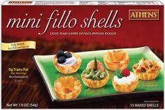 Taco in a �shell� | Phyllo.com