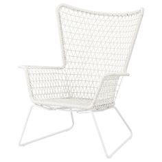 HÖGSTEN Sessel - weiß - IKEA