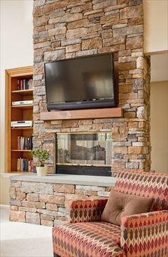 16 best Indoor Stone Decor images on Pinterest | Interior, Indoor ...