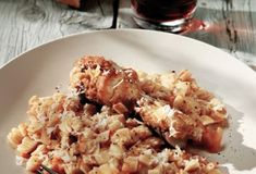 Χωριάτικο κοτόπουλο με χυλοπιτάκι-featured_image Food Categories, Greek Recipes, Fried Rice, Cauliflower, Food To Make, Food Porn, Food And Drink, Meat, Chicken