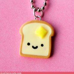 Cute Kawaii Stuff - Buttered Toast