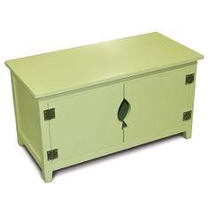 Cottage Home Furniture Beach Gear Box $980
