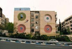 Impresionantes murales en edificios. | Quiero más diseño